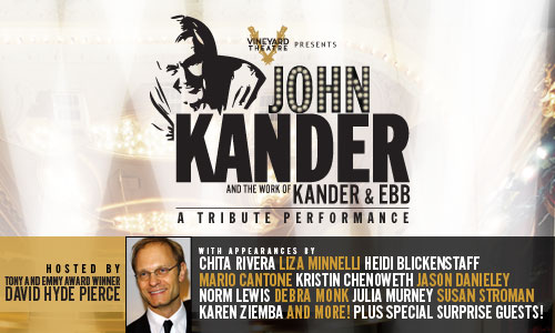 Kander and Ebb Tribute