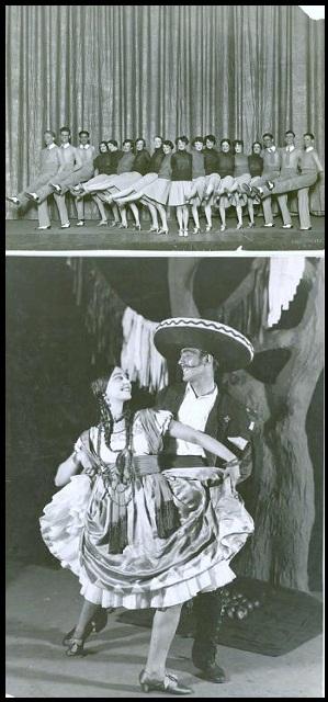Photographs from THE GARRICK GAIETIES.