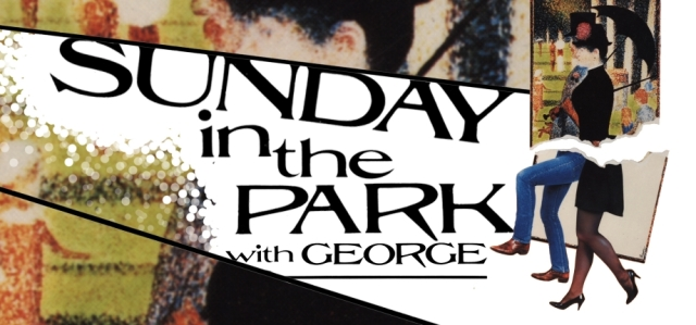 SUNDAY IN THE PARK WITH GEORGE Logo