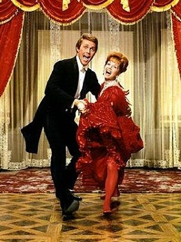 Debbie Reynolds as THE UNSINKABLE MOLLY BROWN