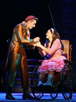 Boq and Nessa in WICKED