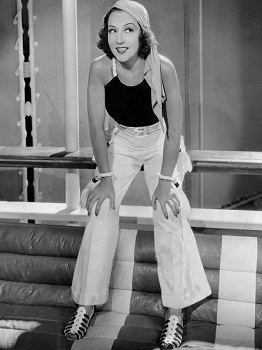 Ethel Merman in ANYTHING GOES