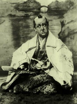 Rutland Barrington as Pooh Bah in THE MIKADO