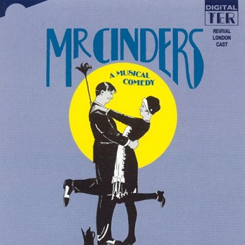An album cover for MR CINDERS
