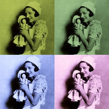 Gertrude Lawrence in OH, KAY!